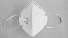 FFP-2 Mundschutz-/Atemschutzmaske