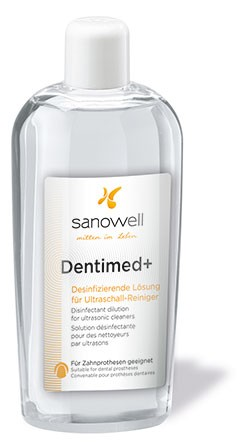 Dentimed plus Desinfektionslösung 500 ml