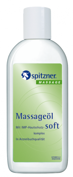 Spitzner Massageöl soft 1000