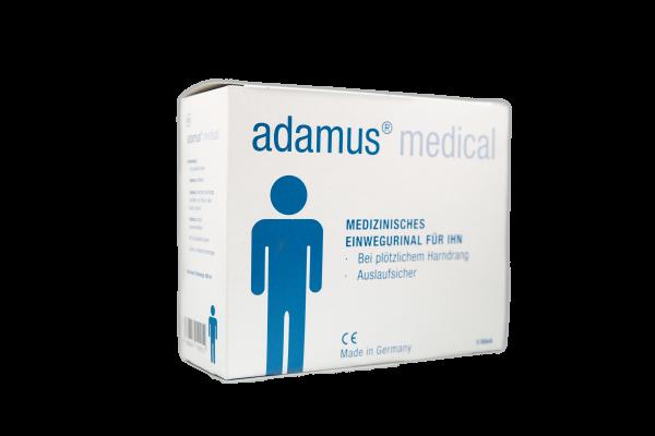 Adamus Taschen- Örtchen Notfall- WC für Männer 5 Stck