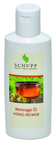 Schupp Massage-Öl Q10
