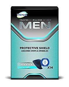 Tena men protective Shield extra light ultradünn
