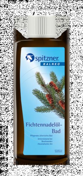 Spitzner Fichtennadelöl-Bad 190 ml + 1000 ml