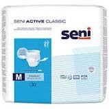 Seni active classic Inkontinenzslips vorher Seni active basic