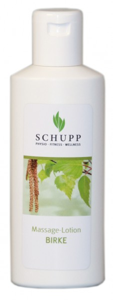 Schupp Massage-Lotion Birke 200 ml
