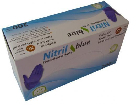Nitril_Einweghandschuhe 200 Stück günstig