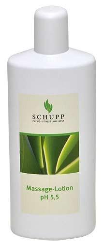 Schupp Massage-Lotion ph 5,5