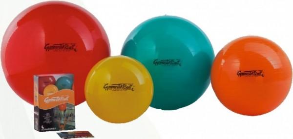 Pezziball Original Gymnastikball alle Größen mit Übungsanleitung